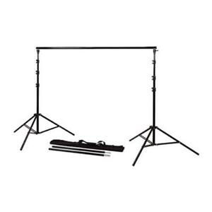 New Strobepro Photo & Video Background Stand Kit with Case