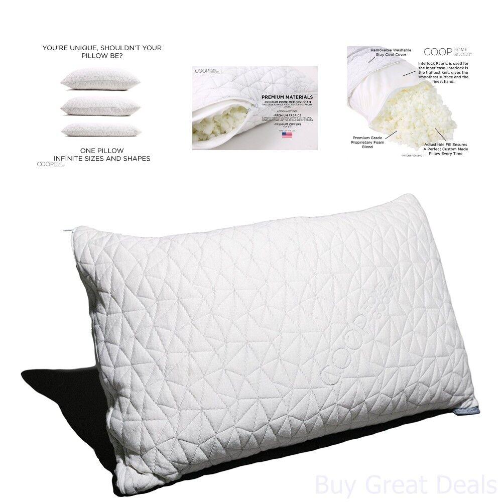 Coop Home Goods - Premium Adjustable Loft - Shredded Hypoall