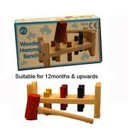 Childrens Wooden Bench