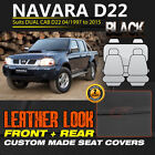 Nissan Leather Seat Covers