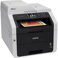Brother MFC-9340CDW LED Multifunction Printer - Color  NEUF
