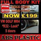 Golf R32 Body Kit