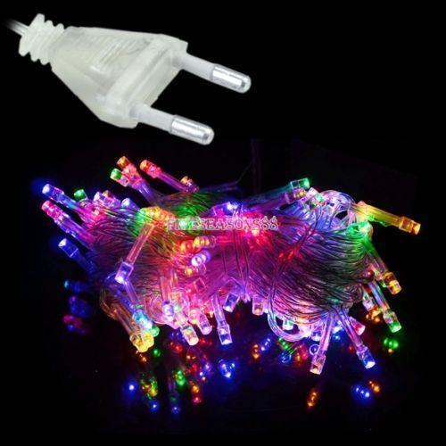 White String Led Christmas Lights
