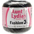 Black Coats Crochet Threads