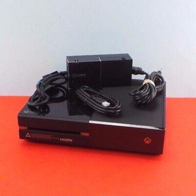 Microsoft XBOX ONE Black Console 500GB Microsoft Xbox One #lki98