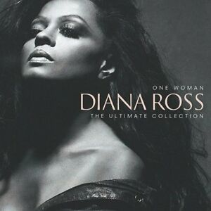 DIANA ROSS ( NEW CD ) ONE WOMAN ULTIMATE COLLECTION GREATEST HITS / VERY BEST OF