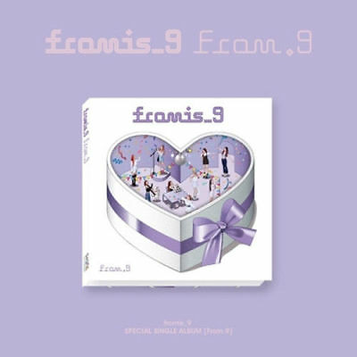 FROMIS_9 [FROM.9] Special Single Album CD+Photo Book+Card+Invitation+Mini Poster