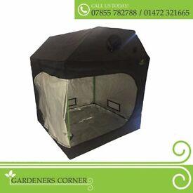 Hydroponics Loft Attic Green Box Tent Grow 240 x 120 x 180cm Indoor Grow Tent UK