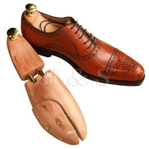 Mens Wooden Shoe Trees Ebay