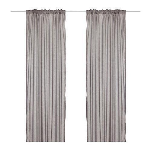 Gray Curtains | eBay