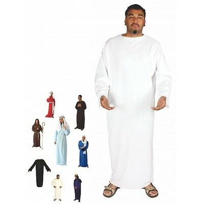 ADULT BIBLICAL ROMAN GREEK GOD TOGA COSTUME GOWN ROBE TUNIC SHEPARD JOSEPH - Tunic Costume