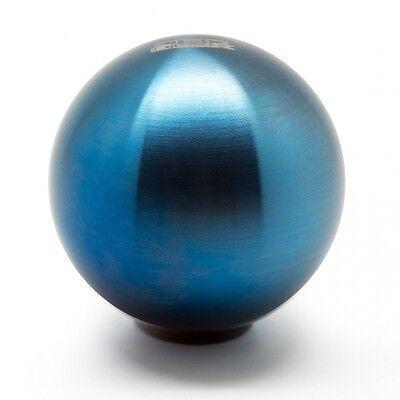 BLOX RACING 490 SPHERICAL SHIFT KNOB 10X1.25 TORCH BLUE