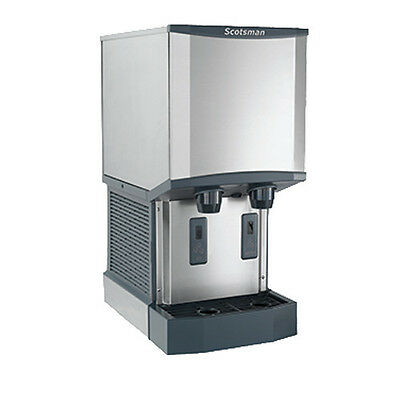 Scotsman Hid312a-1 Nugget-style Meridian Ice Machinedispenser - 260 Lb Capacity