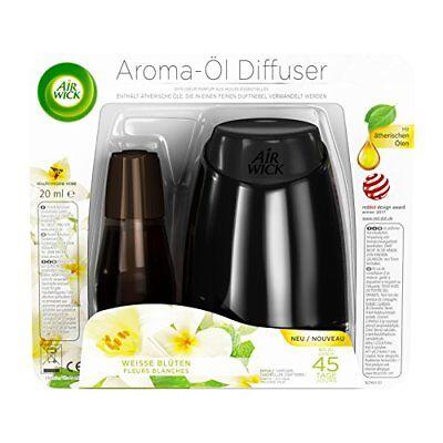 Air Wick Aroma Diffuser Starter Set, Aroma Öl-Diffuser inklusive Duftflakon