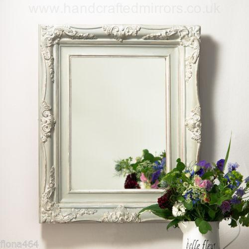 French Overmantle Mirror Ebay