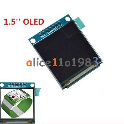 1.5 Inch Spi Oled Display 65536 Color Lcd Module Ssd1331 128128 For Arduino