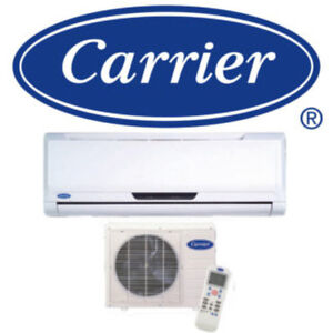 Carrier 42QHCO26 2.6kw Reverse Cycle Split System Air Conditioner Stafford Heights Brisbane North West Preview