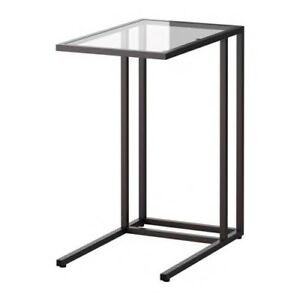 Ikea side table/laptop stand