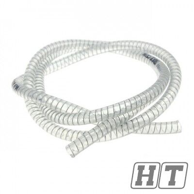 COOLING WATER HOSE TRANSPARENT 9X15MM 1M COMPENSATION TANK FOR MOTORCY