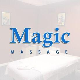 Massage MAGIC TOUCH! By Polish Girl