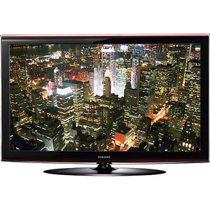 "46"" SAMSUNG LCD TV - 4 HDMI, CAN DELIVER"