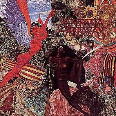 Santana   Abraxas  New Vinyl  Portugal   Import