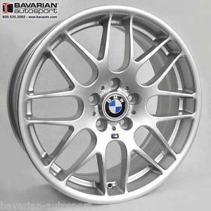 BMW Motorsport Competition Package Rear Wheel - 19 x 9.5 - For BMW E46 M3