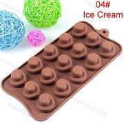Silicone Ice Cream Mold