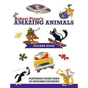 Robert Pizzo Amazing Animals, , New Book