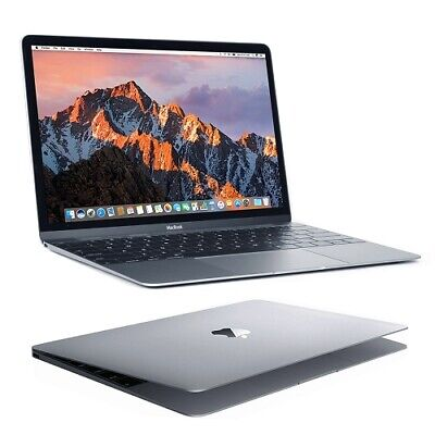 "MacBook Retina Core M7-6Y75 1.3GHz 8GB 512GB SSD 12"" Warranty !!"