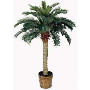artificial palm tree floral decor ebay lighted tree branches home decor lighting home design
