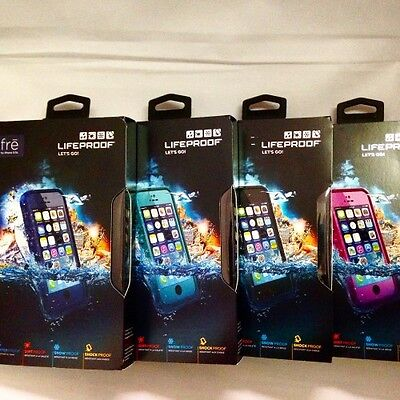 Lifeproof Fre Carrying Case for iPhone 5S 5E (4 Colors Available)