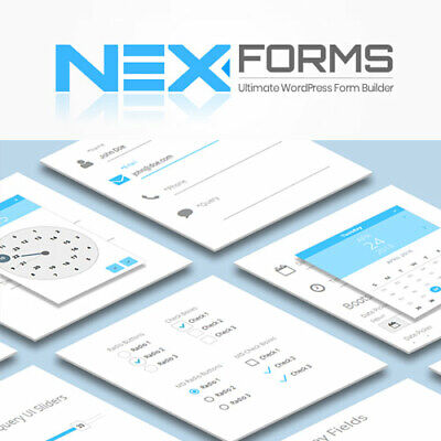 Nex-forms The Ultimate Wordpress Form Builder - Wordpress Plugins And Themes