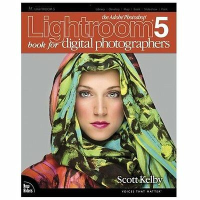 The Adobe Photoshop Lightroom 5 Book for Digital Photographers - Kelby, Scott on Rummage