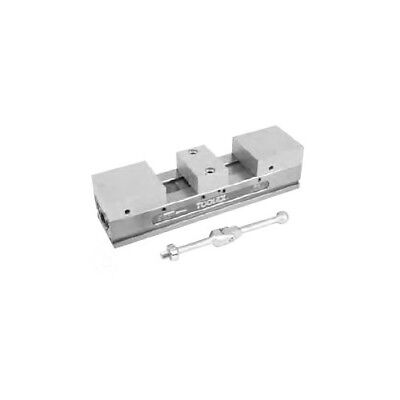 Te-co Rws4002sj Relock Double Station Vise With Machinable Soft Mfgd