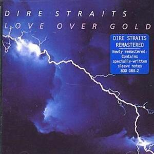 Dire Straits : Love Over Gold CD (1996)