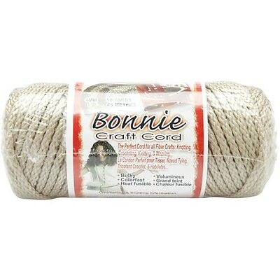 Pepperell Bonnie Macrame Craft Cord 4mm 50 Yards - 257542