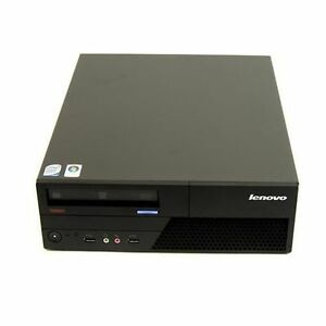 Lenovo ThinkCentre Quad Core Computer