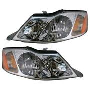 Toyota Avalon Headlights