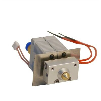 Geeetech Dual Extruder 2 in 1 out  Mix Color Hotend for A10M A20M  0.4mm Nozzle