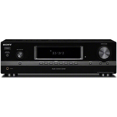 Sony 270 Watts 2 Channel Stereo Receiver With 5 X Audio