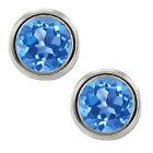 Blue Fine Diamond Rings