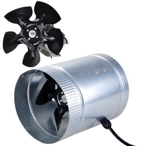 Small Inline Exhaust Fans : Mini blower fan ebay
