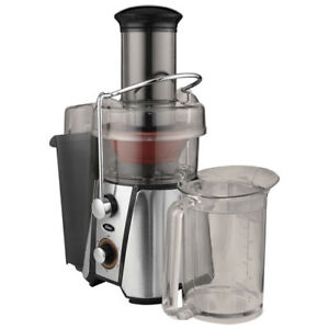 Juicer Oster JusSimple Centrifugal Juicer - Stainless Steel