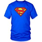 Black Superman T Shirt