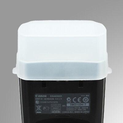 HR Omni-Bounce Flash Diffuser White Soft Box for Canon 600EX 600EX-RT