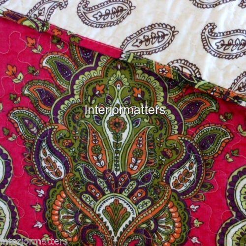 Moroccan Quilt Set Ebay