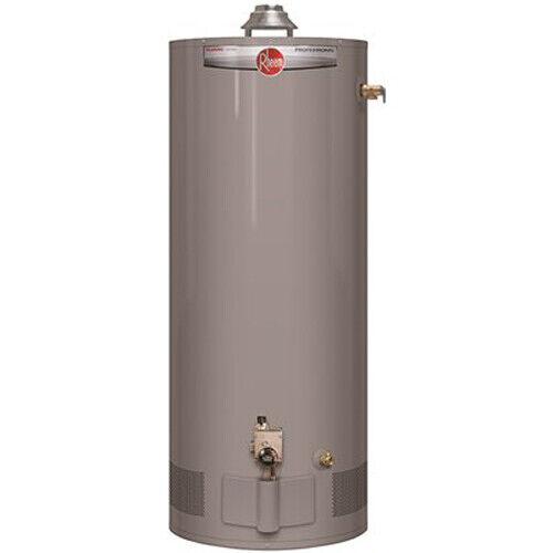 Rheem Pro-Classic 40 gal. Short 6-Year Warranty 38,000 BTU Residential Nat Gas