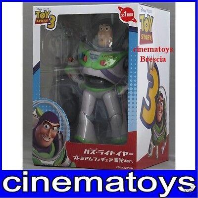 Sega Prize! Buzz Lightyear Disney Pixar Toy Story 3 Premium Pvc Statue Figure