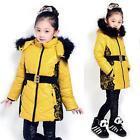 Girls Winter Coat 12-13